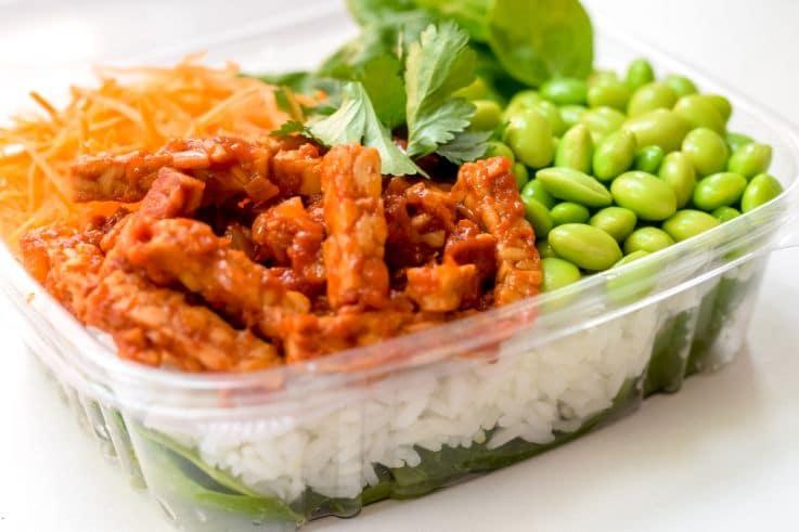 Health Food Wall – Food Retail Innovation