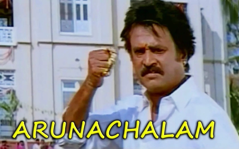 How to Download Arunachalam Full Tamil Movie Online