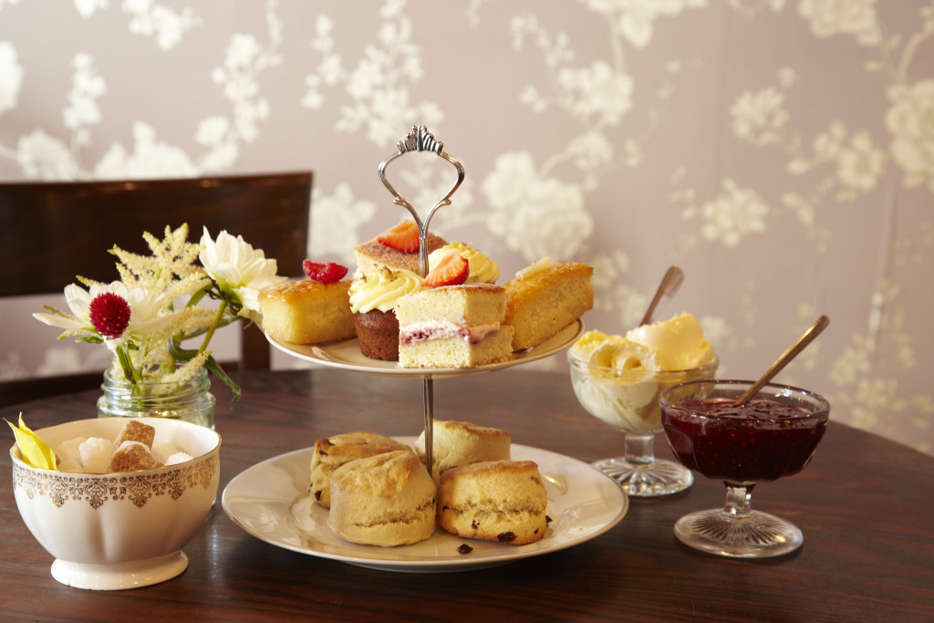 Great Places in Britain for Afternoon Tea  Rachel Kaplans