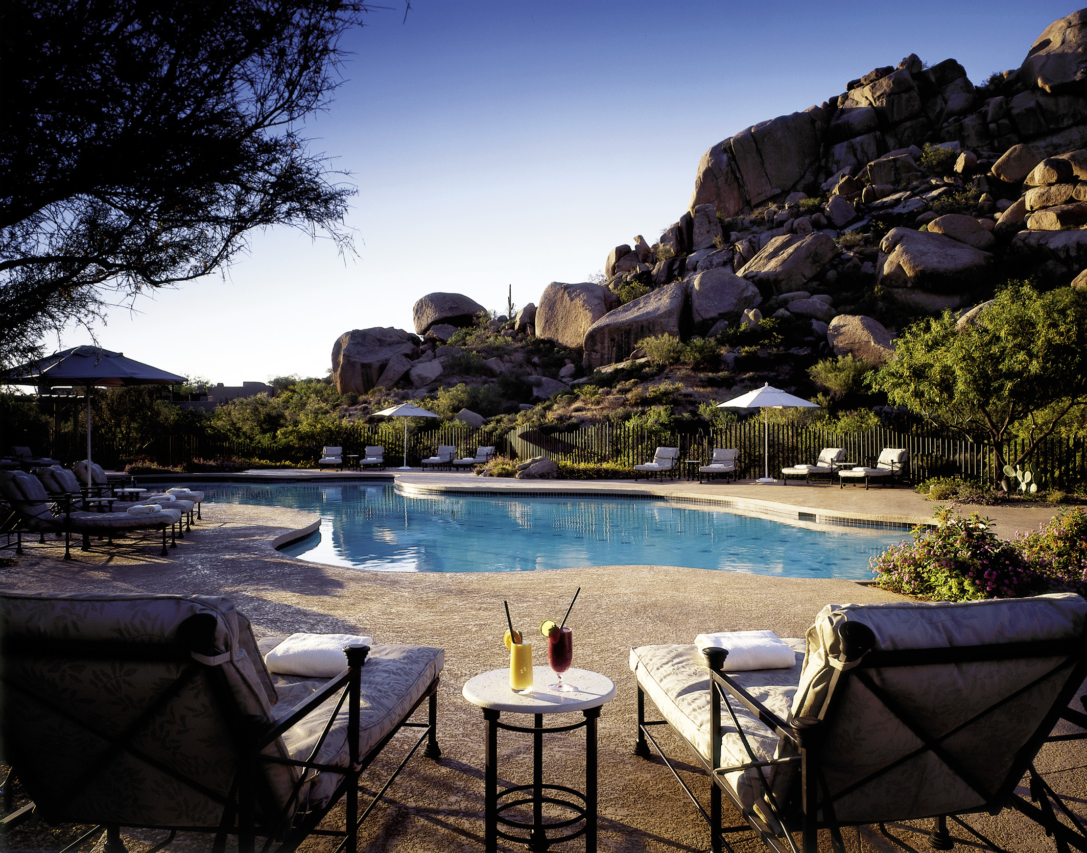 Waldorf Astoria Spa At The Boulders Insiders Guide To