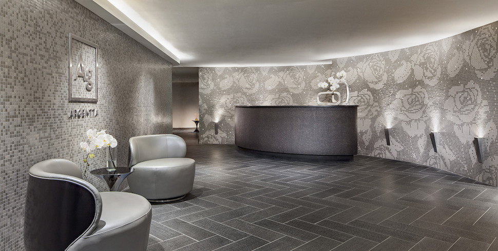 Argentta Spa at the Watergate Hotel  Insiders Guide to Spas  Insiders Guide to Spas