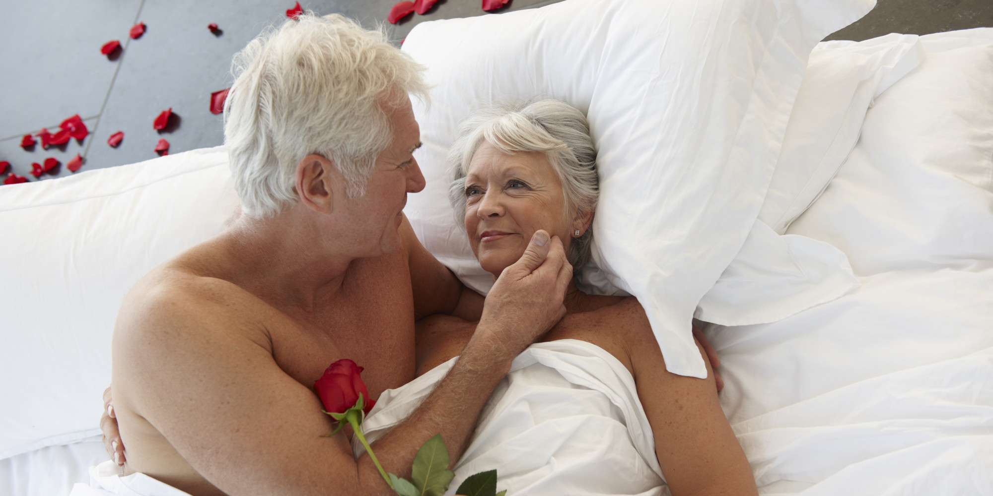 want to stay young into your 60's and beyond? have more sex