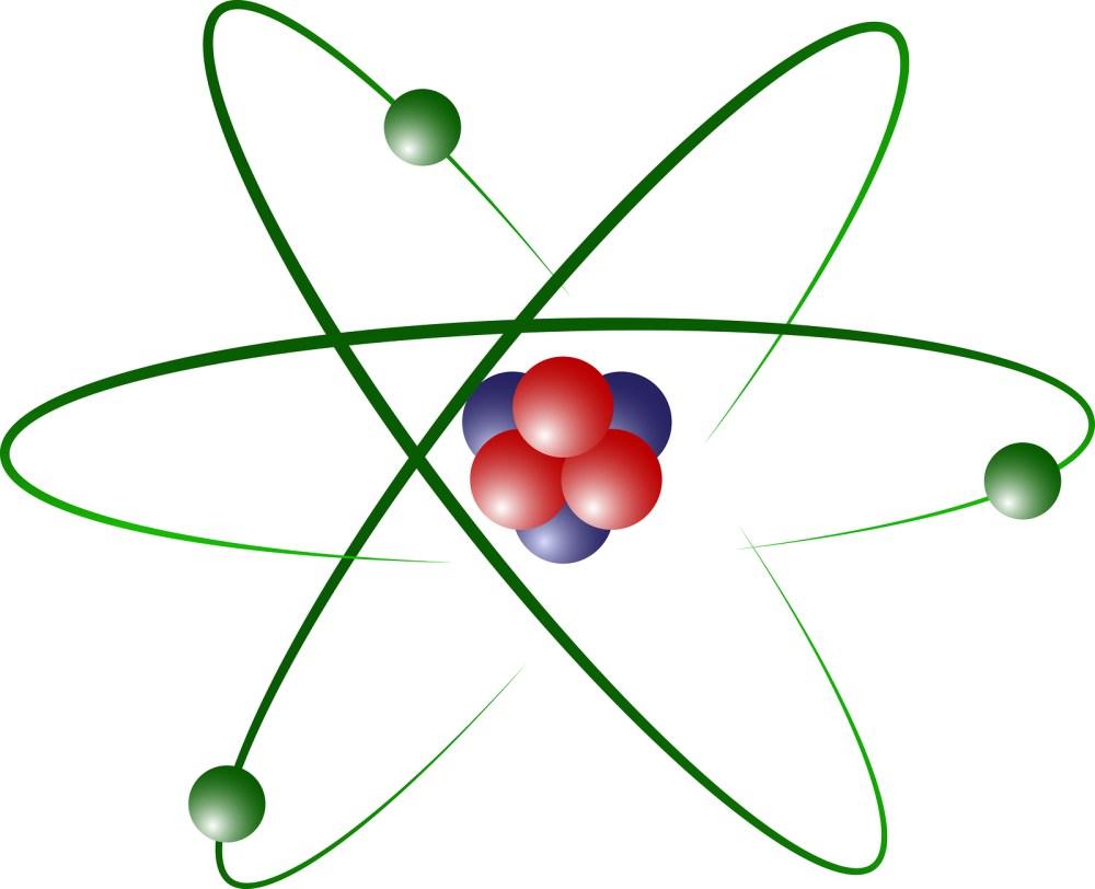 medium resolution of lithium atom model