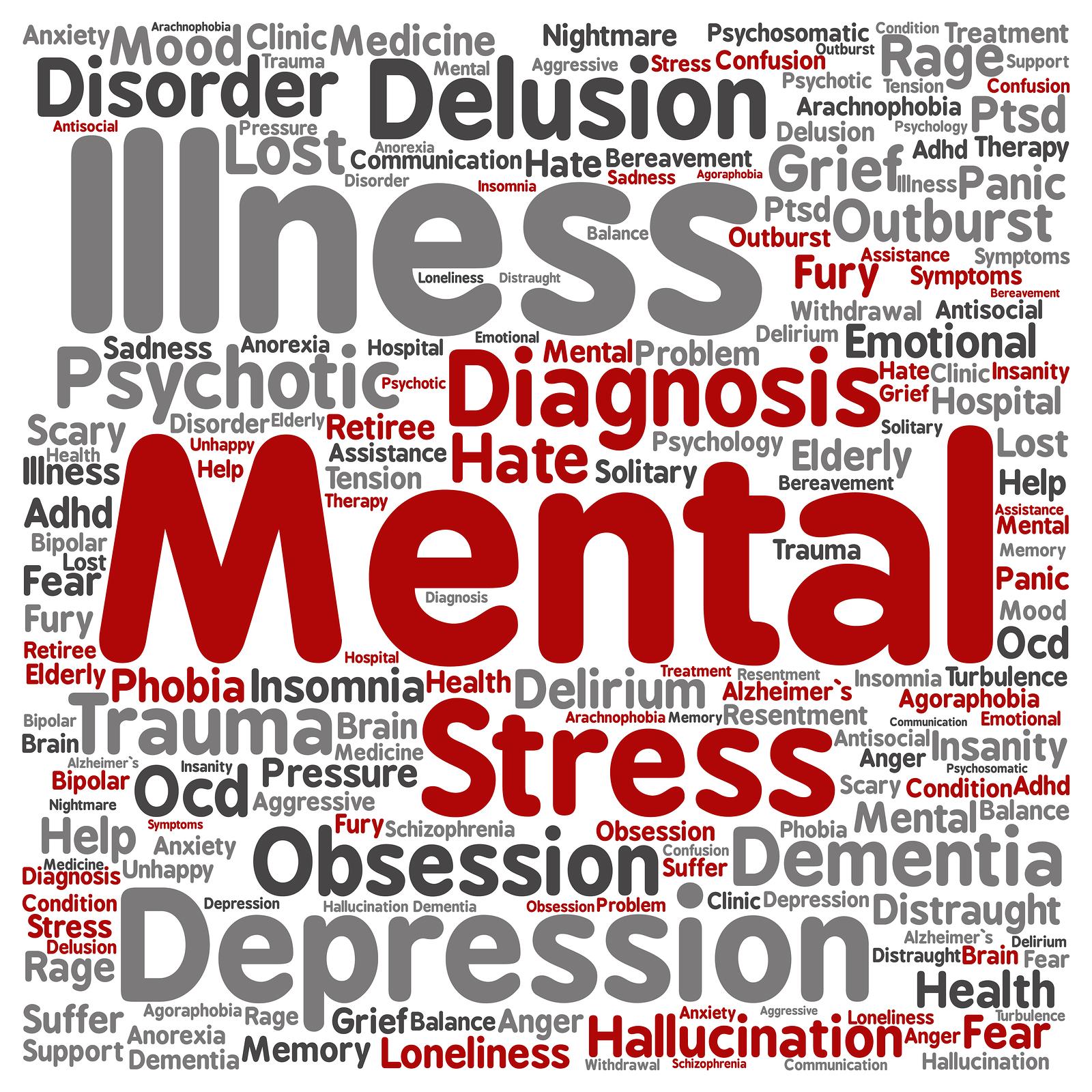 Full Name Disclosure Helps Fight Stigma Of Mental Illness
