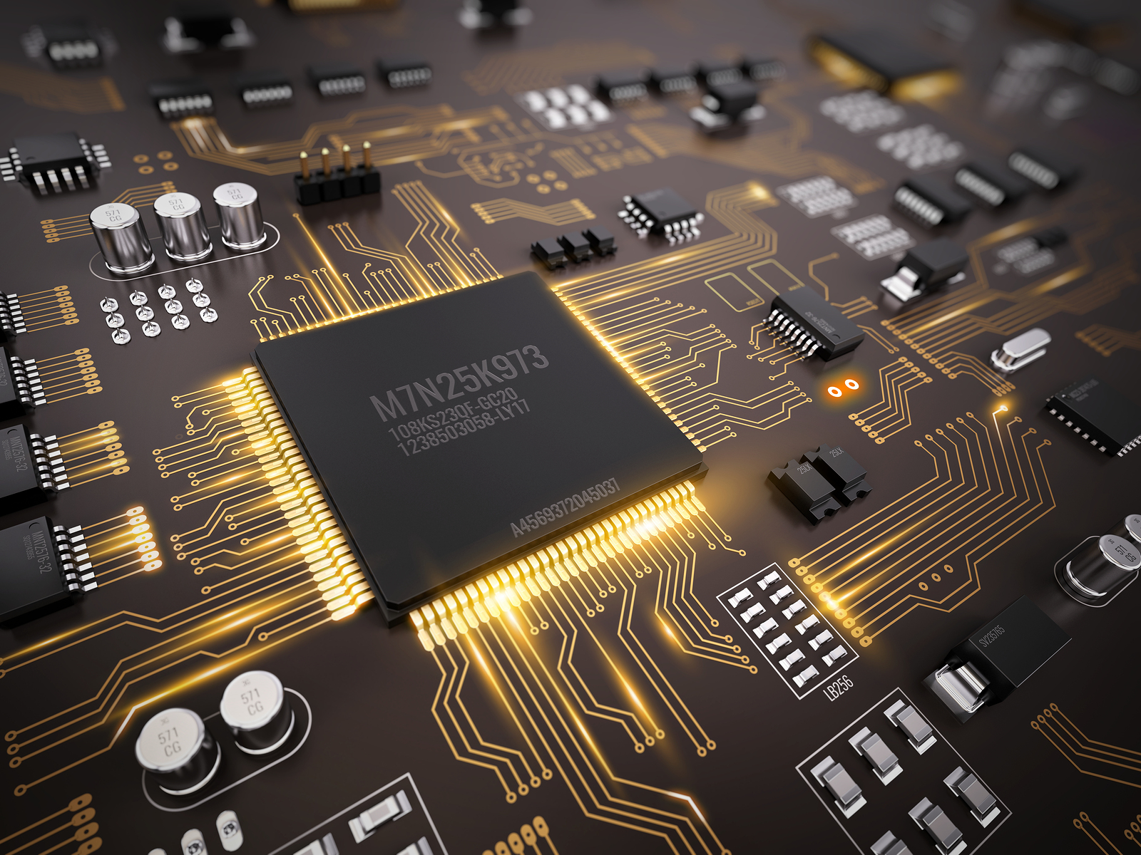 Define Electronic Circuit