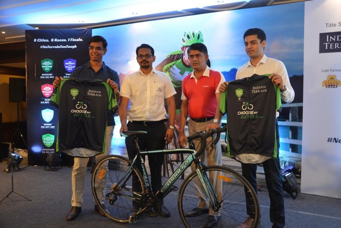 Montra powers Indian Terrain Champions Sportive Series amateur cycling- InsideSport