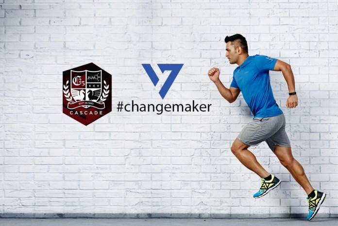 Dhoni's brand Seven apparel sponsor for Cascade school fest