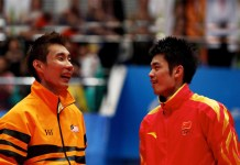 End of Lin Dan-Chong Wei era! Super Dan talks retirement- InsideSport