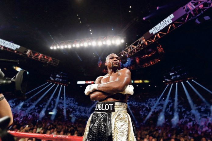 Hublot Deal,Mayweather Vs McGregor,Sports News,Hublot deal with boxer Floyd Mayweather,boxer Floyd Mayweather