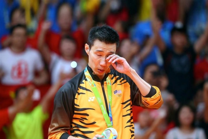 Shocked Chong Wei contemplating retirement- InsideSport