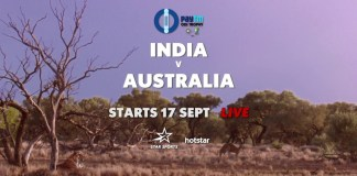 Star Sports,India Vs Australia,Australia Tour to India,Star Sports TVC,Australian team's tour to India