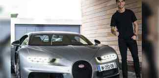 "Ronaldo adds ""The animal"" worth Rs 19 crore to his garage- InsideSport"