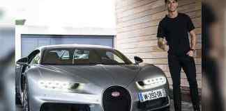 "Ronaldo adds ""The animal"" worth Rs 19 crore to his garage- InsideSport"