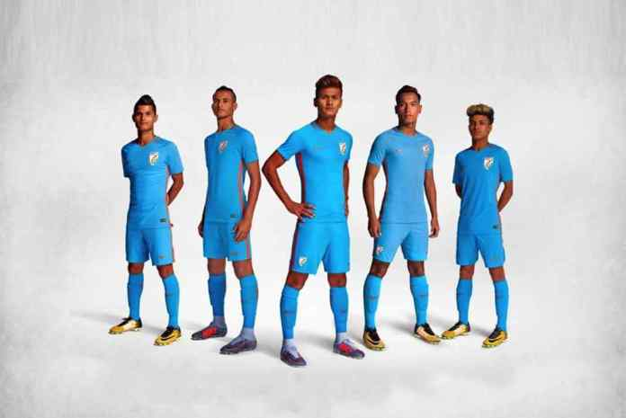 Nike launches all new Indian team kit for FIFA U-17 WC- InsideSport