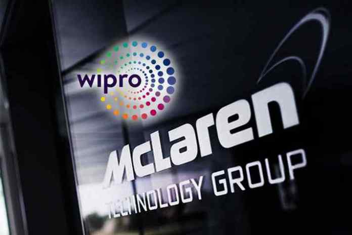 Wipro inks technology deal with McLaren- InsideSport