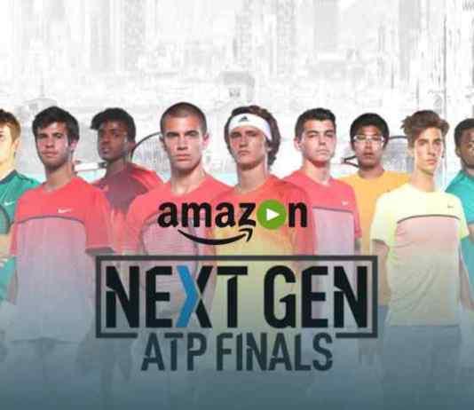 Amazon Prime to stream Next Gen ATP Finals- InsideSport