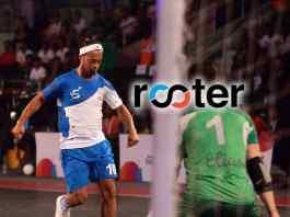 Rooter route to meet Futsal icons Ronaldinho, Giggs- InsideSport