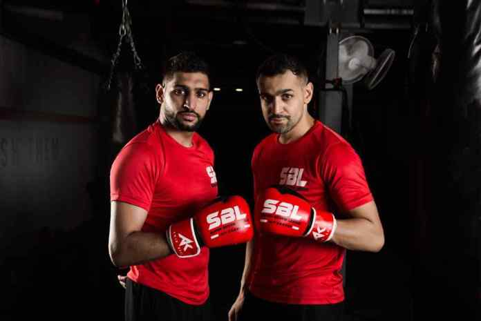 Amir Khan Super Boxing League,Super Boxing League Amir Khan,Bill Dosanjh,Amir Khan has announced launch Super Boxing League,Super Boxing League Pakistan