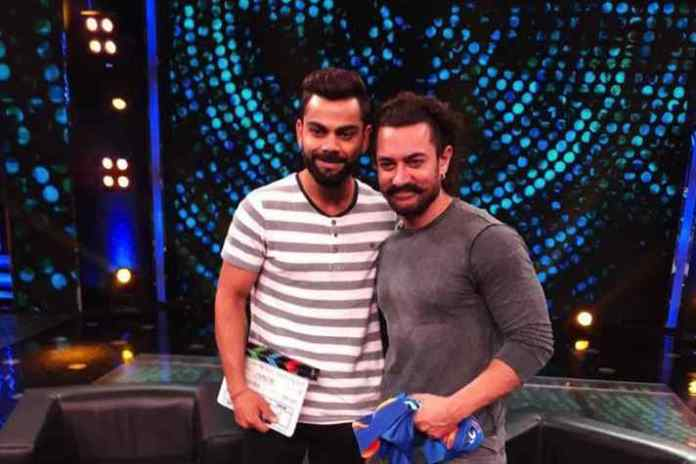 Aamir, Kohli come together for a Diwali dhamaka- InsideSport