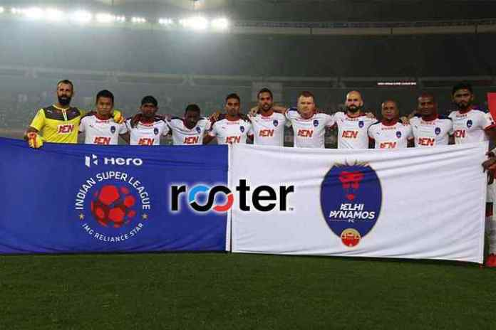 Rooter partners with Delhi Dynamos for fan engagement- InsideSport
