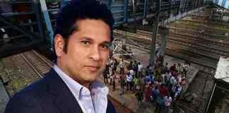 Sachin sanctions fund to revamp rail foot overbridges in Mumbai- InsideSport