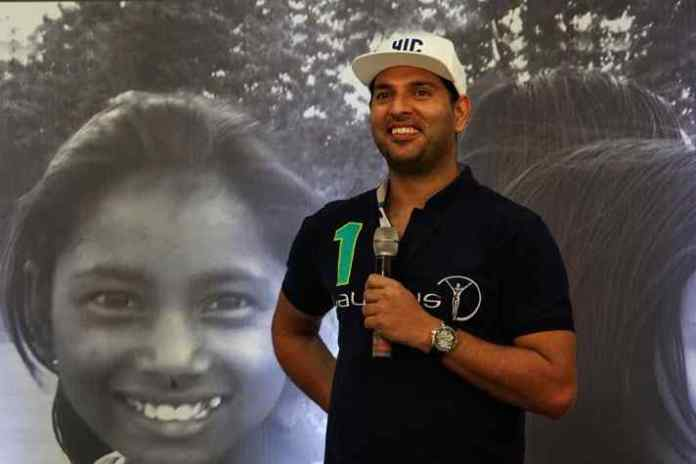 Yuvraj Singh becomes a new member of the Laureus family- InsideSport