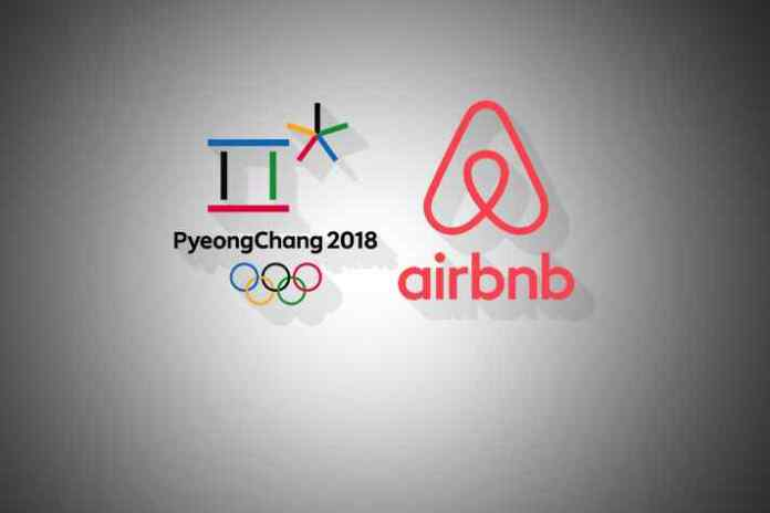 Airbnb becomes Pyeongchang Winter Games partner
