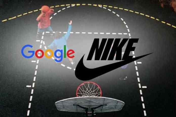 Nike-Google launch digital basketball training content