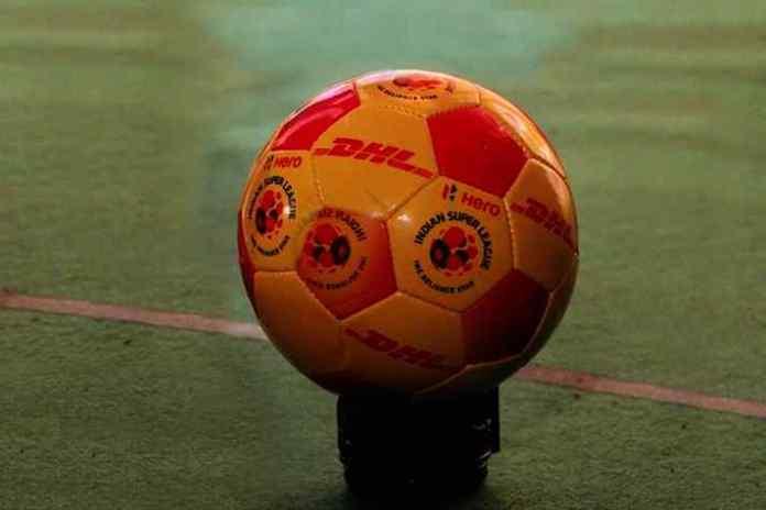 ISL Official match Ball