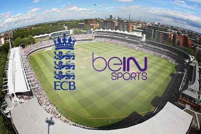 beIN to launch cricket channel, signs deal with ECB