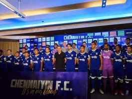 Apollo Tyres is Chennaiyin FC prinicpal sponsor