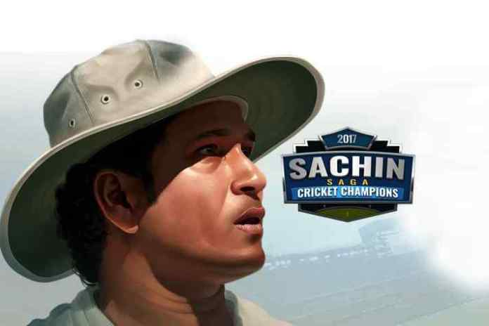 Sachin Saga - new cricket game launch on December 7