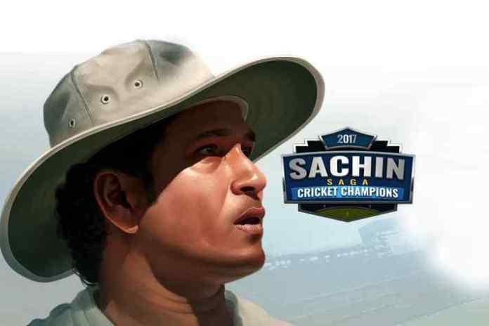 Sachin Saga - new cricket game launch on December 7