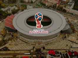 Yekaterinburg Arena, Russia - InsideSport