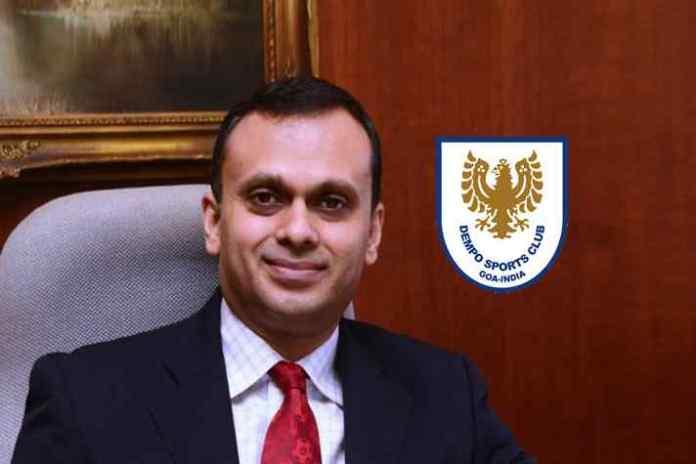 Shrinivas Dempo, Chairman, Dempo SC-InsideSport