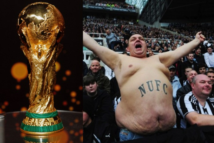 Fat is fit for FIFA World Cup ticket discount - InsideSport