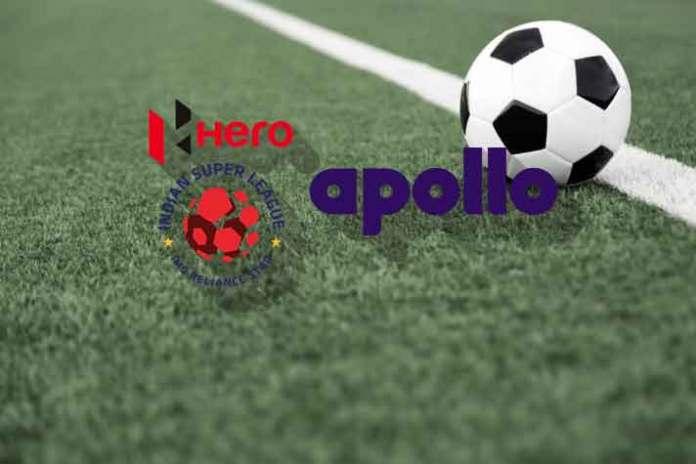 Hero ISL adds Apollo Tyres to its sponsors list - InsideSport
