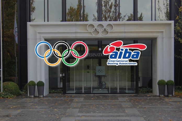 IOC suspends AIBA funding; payments withheld - InsideSport