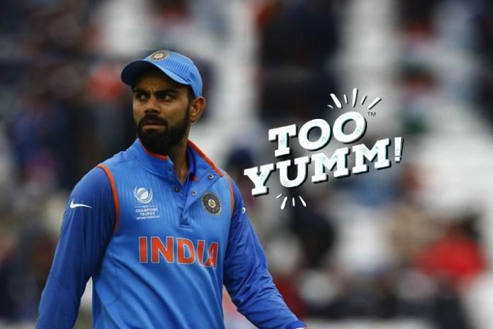Virat Kohli to endorse Too Yumm snacks - InsideSport