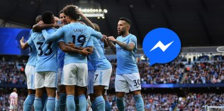 Manchester City launches Facebook Messenger Instant Game - InsideSport