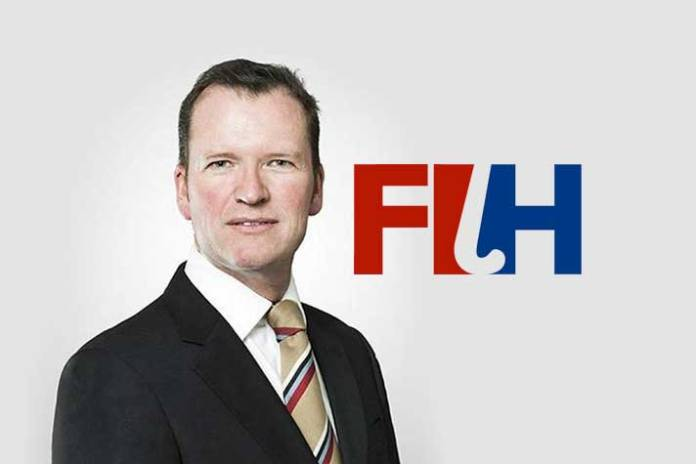 FIH CEO, Jason McCracken quits - InsideSport