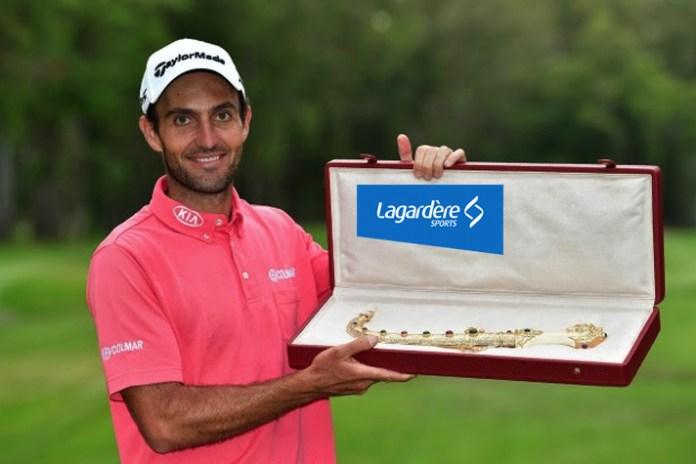 Lagardere Sports signs Italian golfer Edorado Molinari - InsideSport