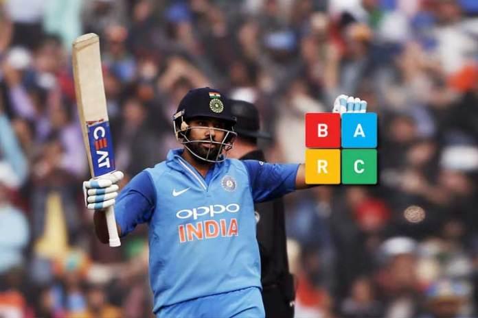 Rohit's double ton dominates sports genre viewership - InsideSport