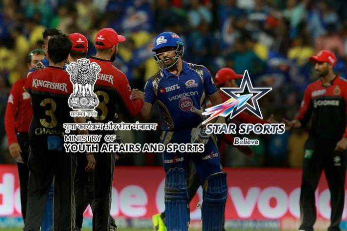 Sports Ministry to Star's rescue on IPL feed sharing with DD! - InsideSport