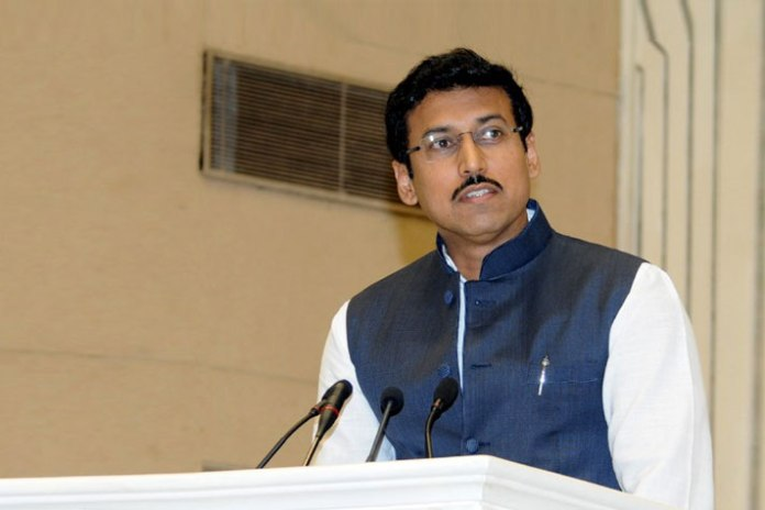 Rajyavardhan Singh Rathore - InsideSport