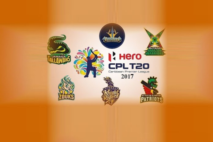 Hero Caribbean Premier League - InsideSport.co