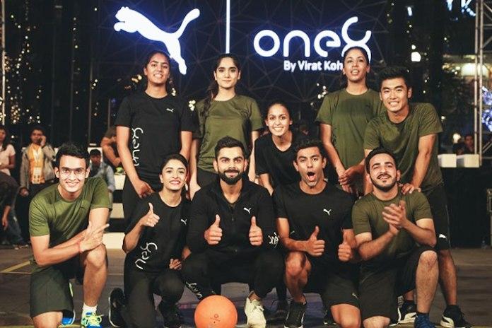 Virat Kohli's brand One8 - InsideSport