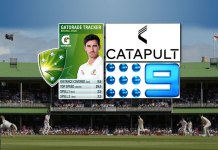 Catapult partners with Channel 9, Cricket Australia for data analytics - InsideSport