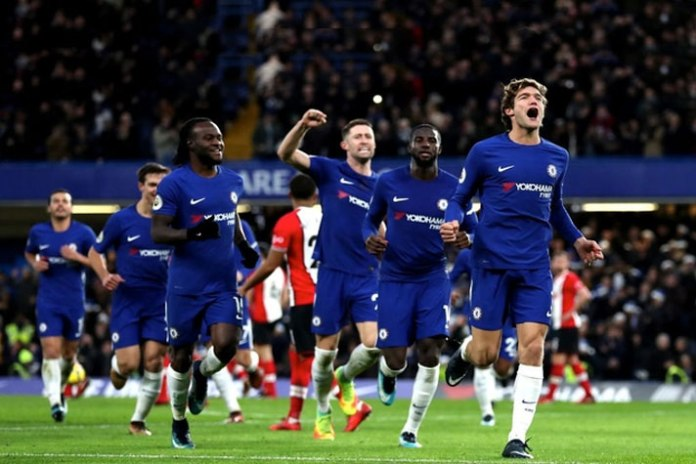Chelsea announces record revenue for FY ending 2016-17 - InsideSport