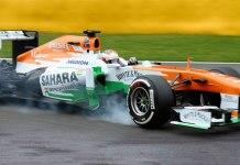 Force India - InsideSport